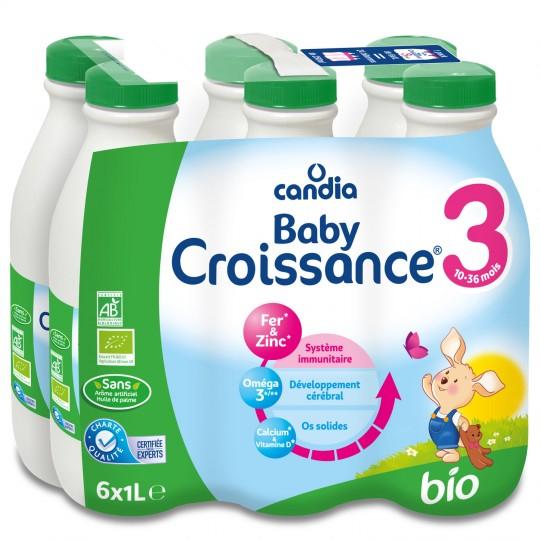 Croissance Bio Bp 6x1l