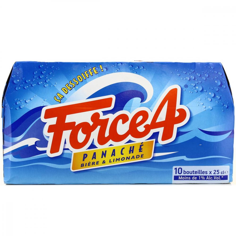 Panache Force 4 10x25cl