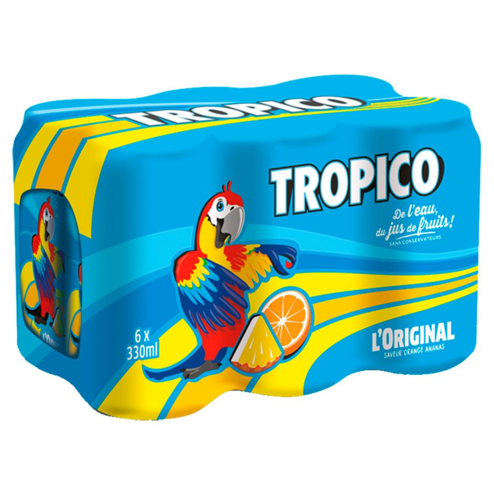 Tropico Exo Origin Can 6x33cl