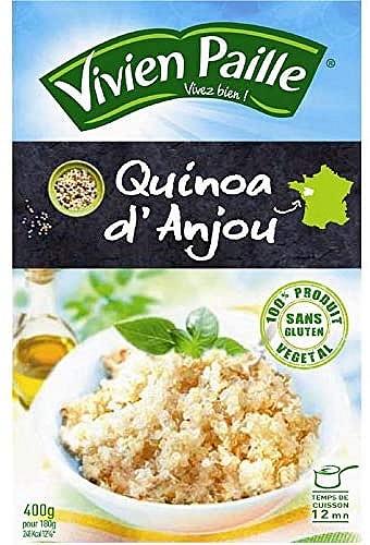 Quinoa D Anjou 400g