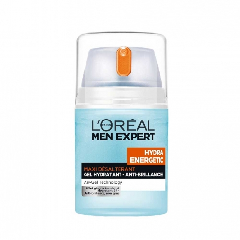 Men Gel Hydra Ener.desal.50ml