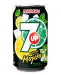 SEVEN UP MOJITO 24 X 33 CL