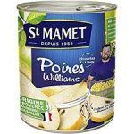 Poire St Mamet 455g