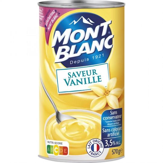 Mont Blanc Vanille 570g