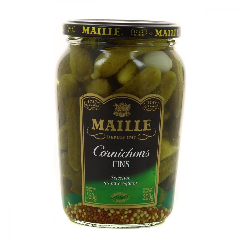 Maille Cornichon Fin 300g
