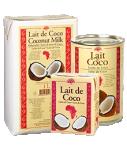 Lait de coco RACINES(24 x 400 ml)