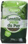 Lentilles Vertes du puy 1 x 5kg