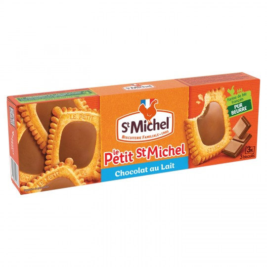 Petits St Michel Choco 132g