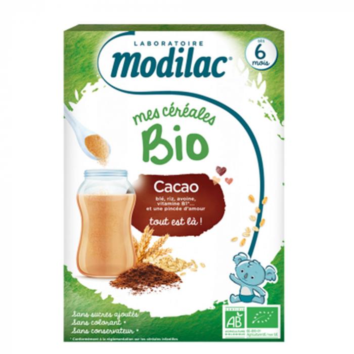 Mes Cereales Bio Cacao 250g