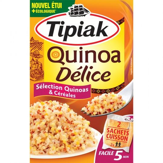 Quinoa Delice 240 G Tipiak