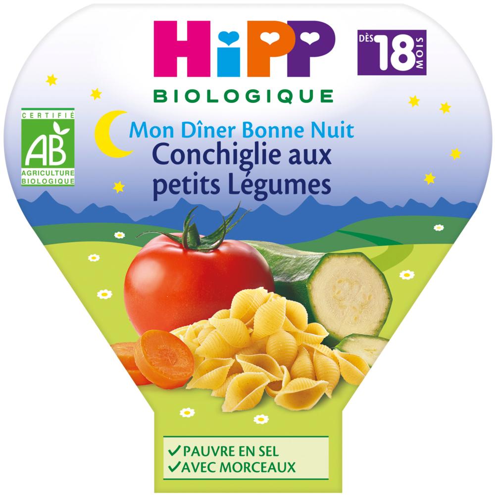 Ass.conchi/leg Hippbio 260g