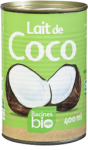 Lait bio de coco RACINES BIO(24 x 400 ml)