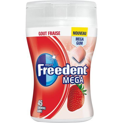 Freedent Mega Fraise 103g