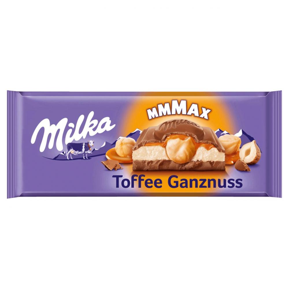 Milka Toffee Noix 300g