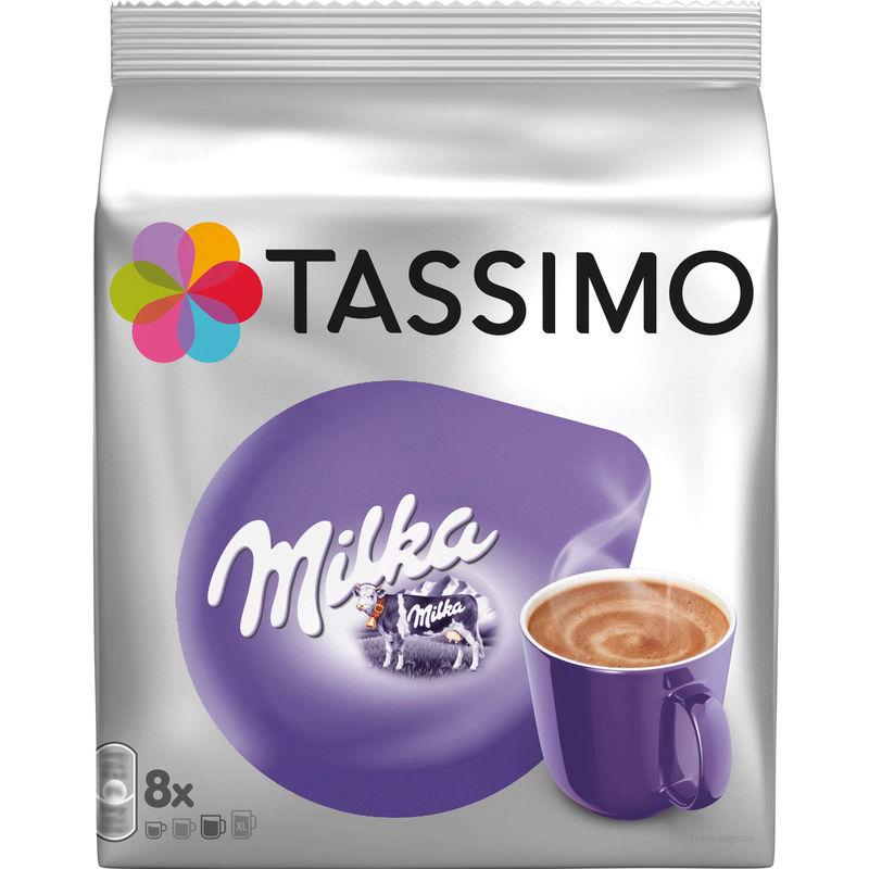 Tassimo Milka Snow Big 240g