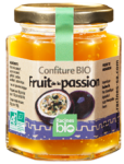 Confiture bio fruit de la passion RACINES BIO