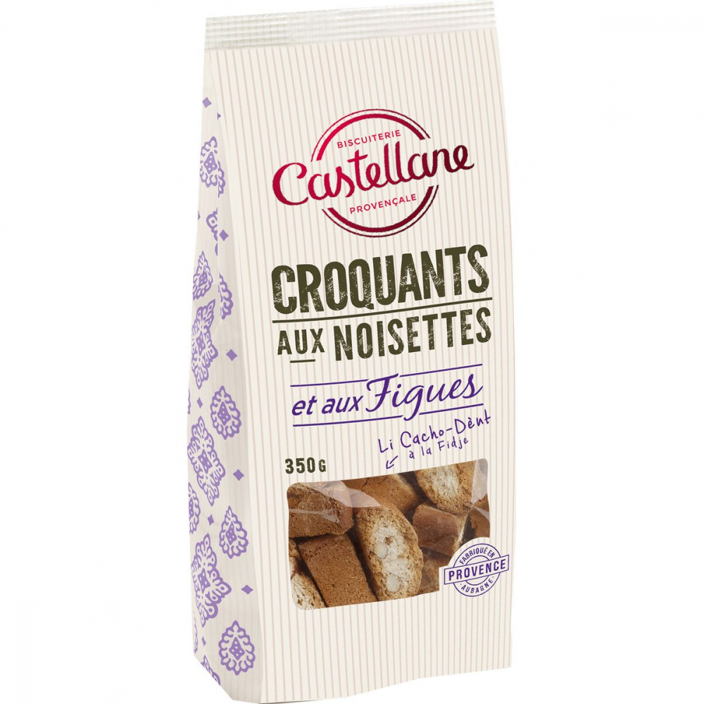 Croquants Noisett. Figues 300g