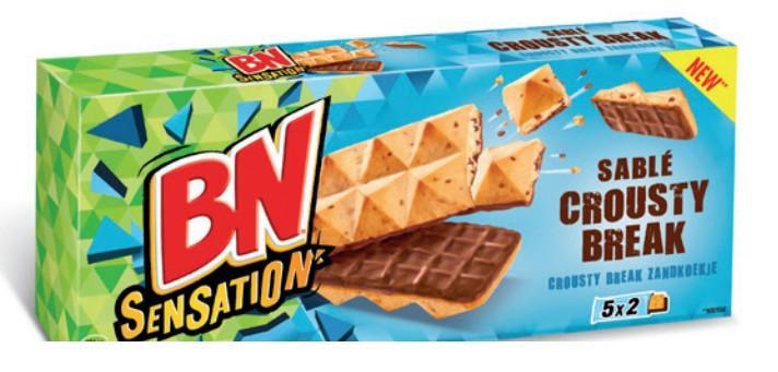 Bn Sensation Crousty Break 195