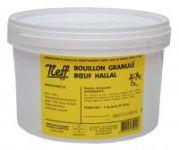 BOUILLON NEFF GRANULE BOEUF 4 X 2 KGS