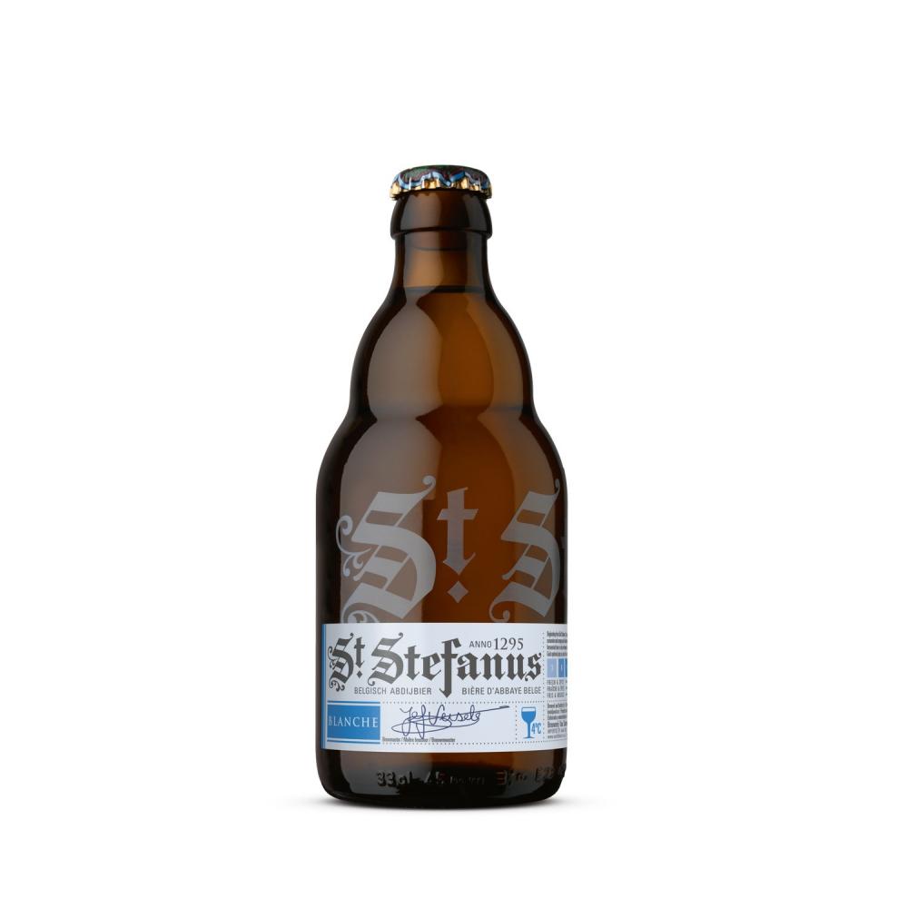 St Stefanus Blanche 33cl 5d