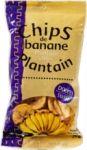 Chips banane plantain sucrées 70 g RACINES
