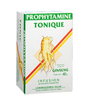 Infusion tonique PROPHYTAMINE
