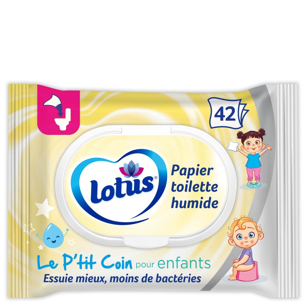 Lotus Kids Ph Humide X42