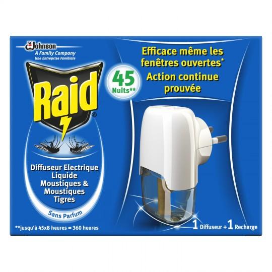 Raid Rech.elect.dif.liq.45 Nui