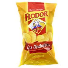 Chips Ondul.nat.flodor 150g