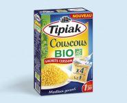 Couscous Tipiak Bio Sc 4x100g