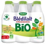 Bledilait Croissance Bio