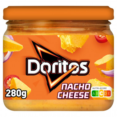 Doritos Sauce Nacho Cheese 280