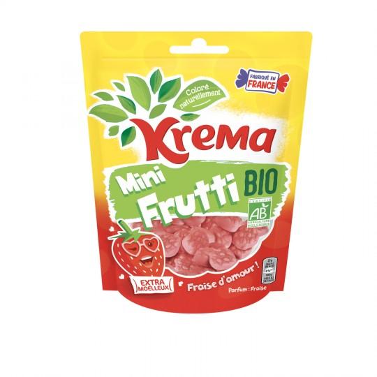 Krema Bio Min.frutti Fraise 12