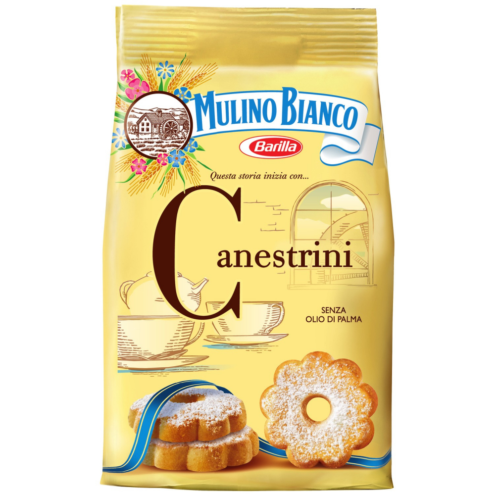 Canistrelli Amandes 350g