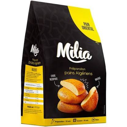 Mix Pain Algerien 500g Milia