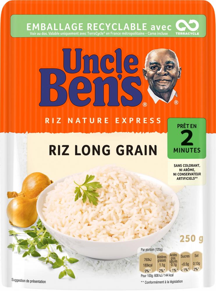 Riz Pochon Long Grain 2mn 250g