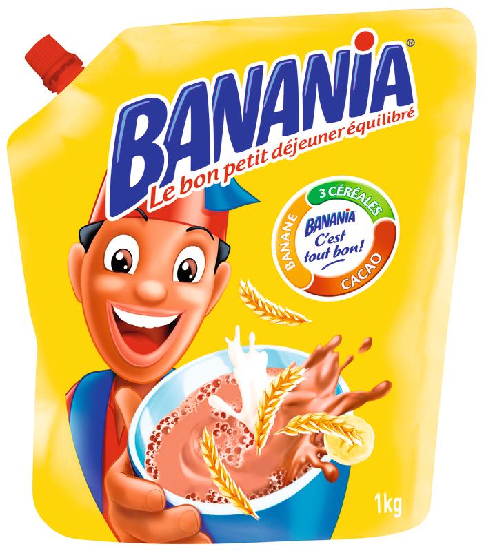 Petit Dejeuner Banania 1kg