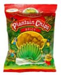 CHIPS EPICEES PIMENTEES TROPICAL GOURMET 20 X 85 G