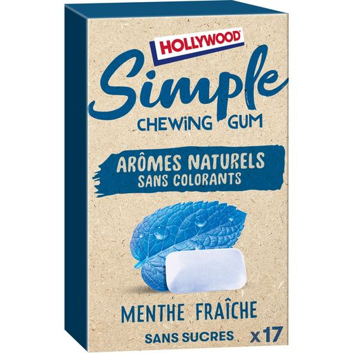Hwd Simple Menth.forte 22g