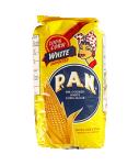 Semoule de maïs blanc 1kg PAN