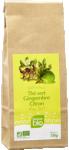 Infusion des îles thé vert gingembre citron RACINES BIO