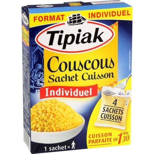 Couscous Scht Cuisson 4x65g