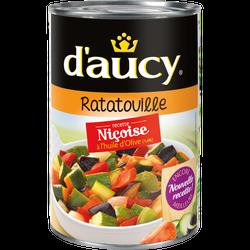 Daucy Ratatouille 1/2 375g