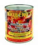 SAUCE GRAINE PALME NKULENUS 100% GHANA 4 - 4 X 24