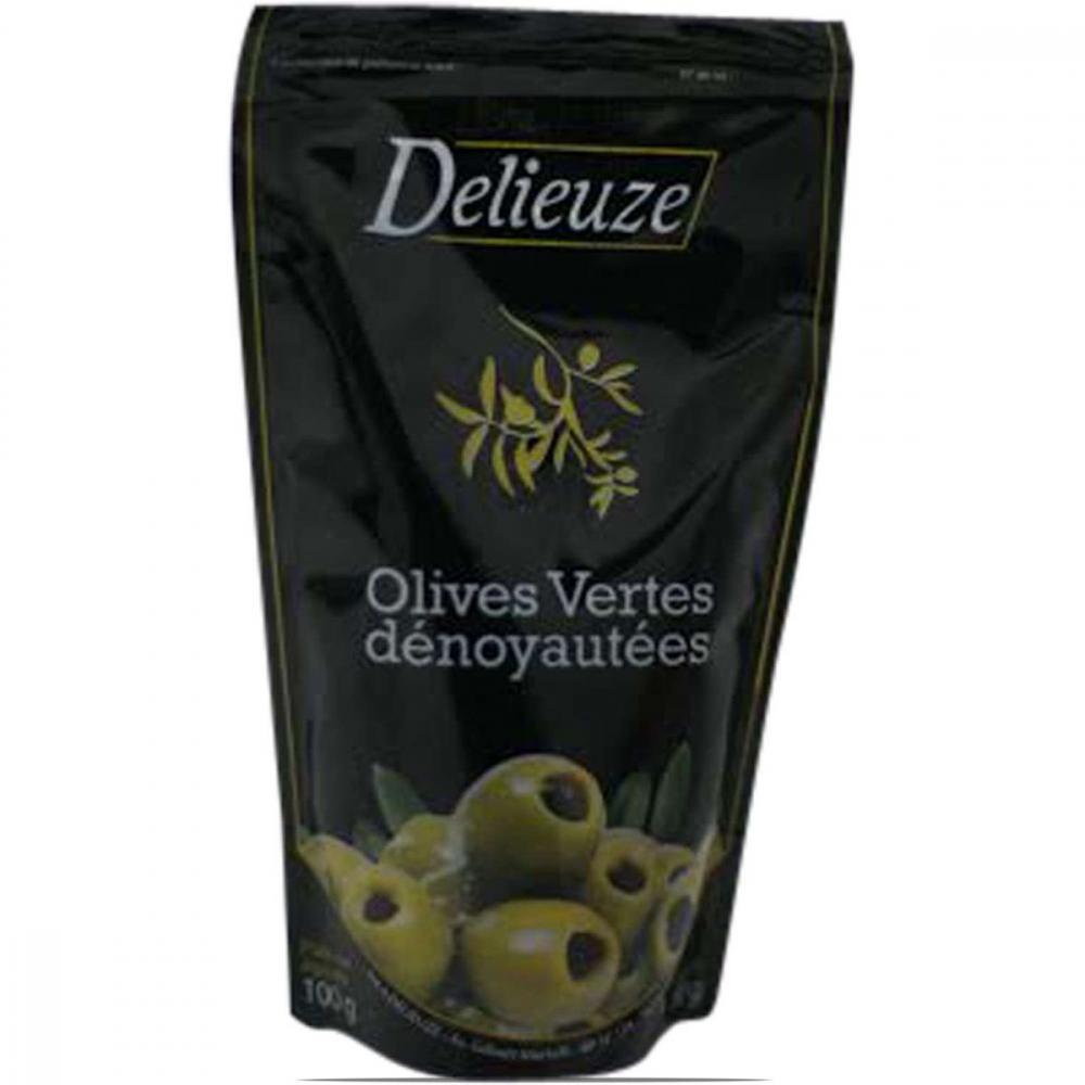 Olive Verte Denoyautee Sachet