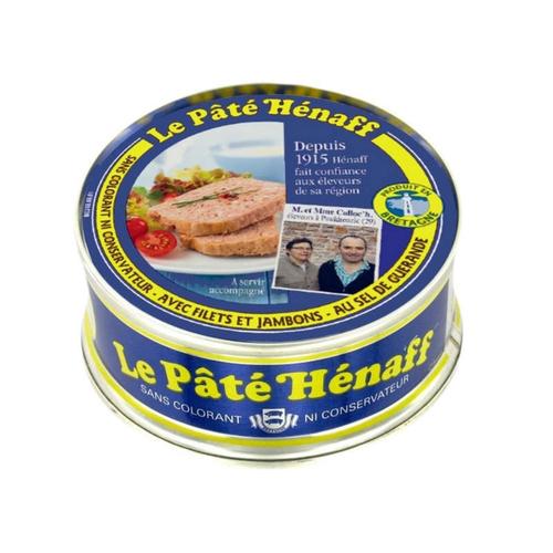 Pate Porc Henaff 78g