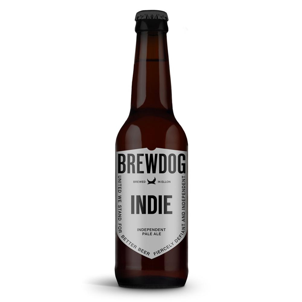 Brewdog Indie Pale Ale 33cl 4d
