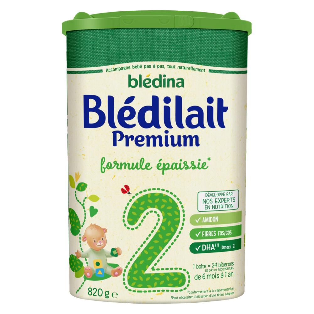Bledilait Premium 2eme Age 820