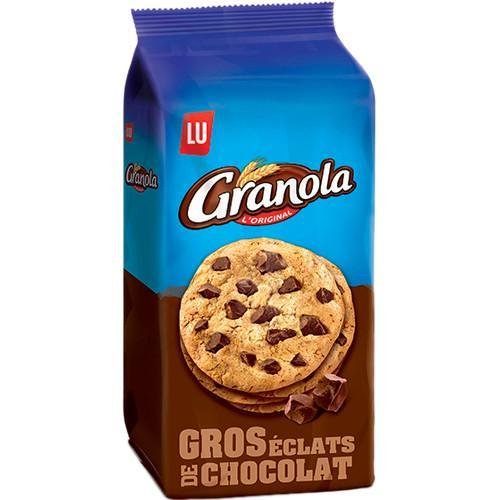 Granola Chunks Chocolat 184g