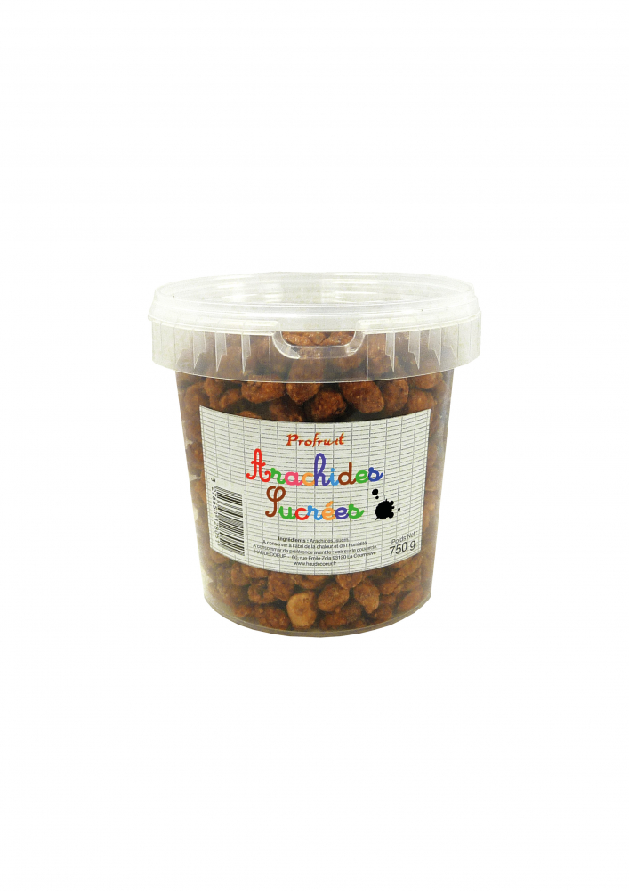 Arachides Sucrees Pot 750g